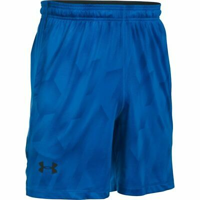 UNDER ARMOUR MENS Raid International Shorts RED OR BLUE 4 SIZES BNWT