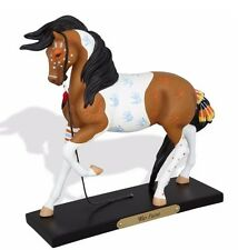 The Trail of Painted Ponies War Paint Native American Pony Horse Figurine
