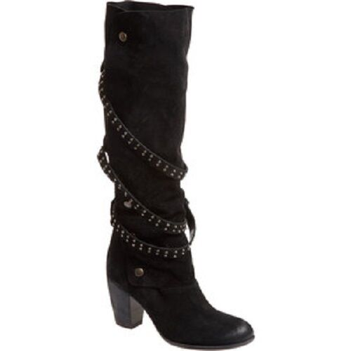 CO-OP Barneys New York Studded Wrap Knee Boot size 40  new $745