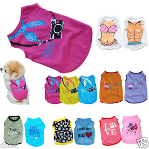 Cute-Dog-Cat-Clothes-Small-Dog-Vest-Pet-T-Shirt-Puppy-Apparel-Costume-Clothing
