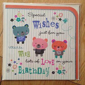 Happy-Birthday-Greeting-Card-NEW-Bear-Children-207