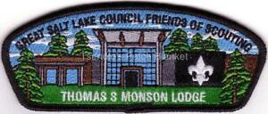 Great Salt Lake Council 2018 Lodge Auction Donation csp Mint Cond FREE SHIPPING