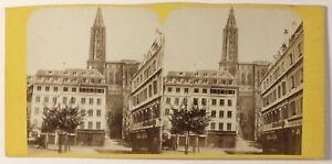 Strasburgo-Francia-Foto-Plaut-Parigi-Stereo-PL46Th2n-Vintage-Albumina-c1865