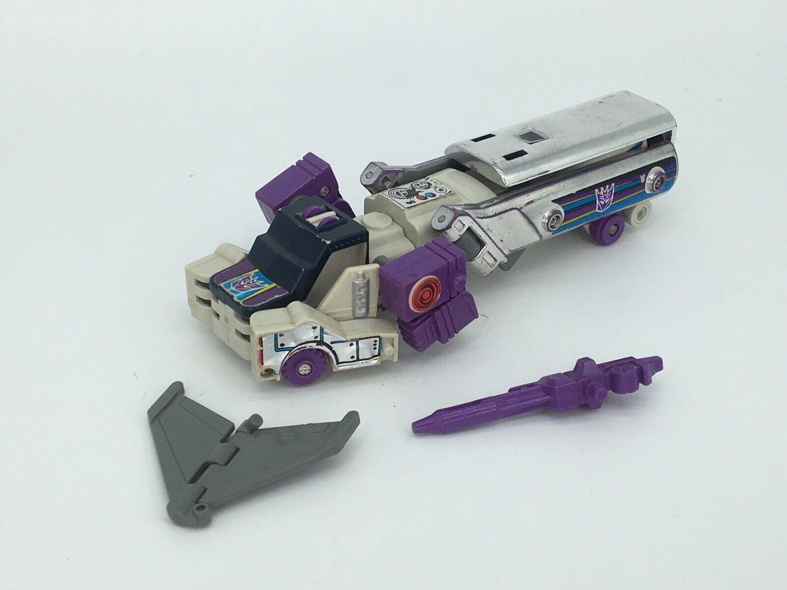 Hasbro Transformers G1 Octane Trasformatore  completo, dei Decepticon, vintage  prezzo basso