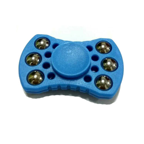 R188 SS Bearing Fidget Toy Hand Spinner RED ABS Slew time 4-5 minutes