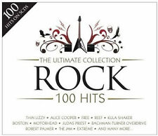 Ultimate Rock Songs Collection 5 CD 1970s 70s 1980s 80s Original Music Recording