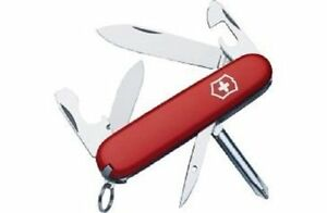 New Swiss Army 53133 Red Small Tinker Victorinox Knife
