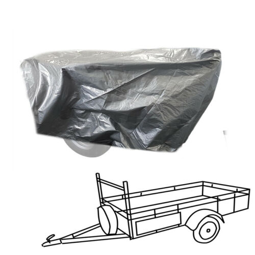 5.3m x 1.8m 17ftx6ft Trailer Cover Universal UV Waterproof Industrial commercial