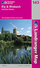 Ely and Wisbech: Market Deeping and Chatteris by Ordnance Survey (Sheet map, folded, 2002)