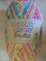 Baby Blanket Big Ball Yarn - Bernat