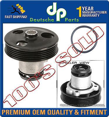 VW Volkswagen Engine Water Pump Premium Quality 07K121011B