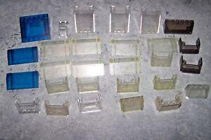 Charitable Lot De 33 Pieces Lego - [ Pare-brises ] - 2 Photos Belle Qualité