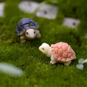 10pcs-Miniature-Tortoise-Bonsai-Fairy-Garden-Landscape-Home-Dollhouse-Decor-EE