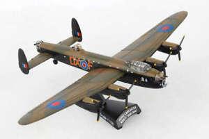 Diecast-Metal-Historical-Airplane-Raf-Lancaster-Just-Jane-1-150-Plane
