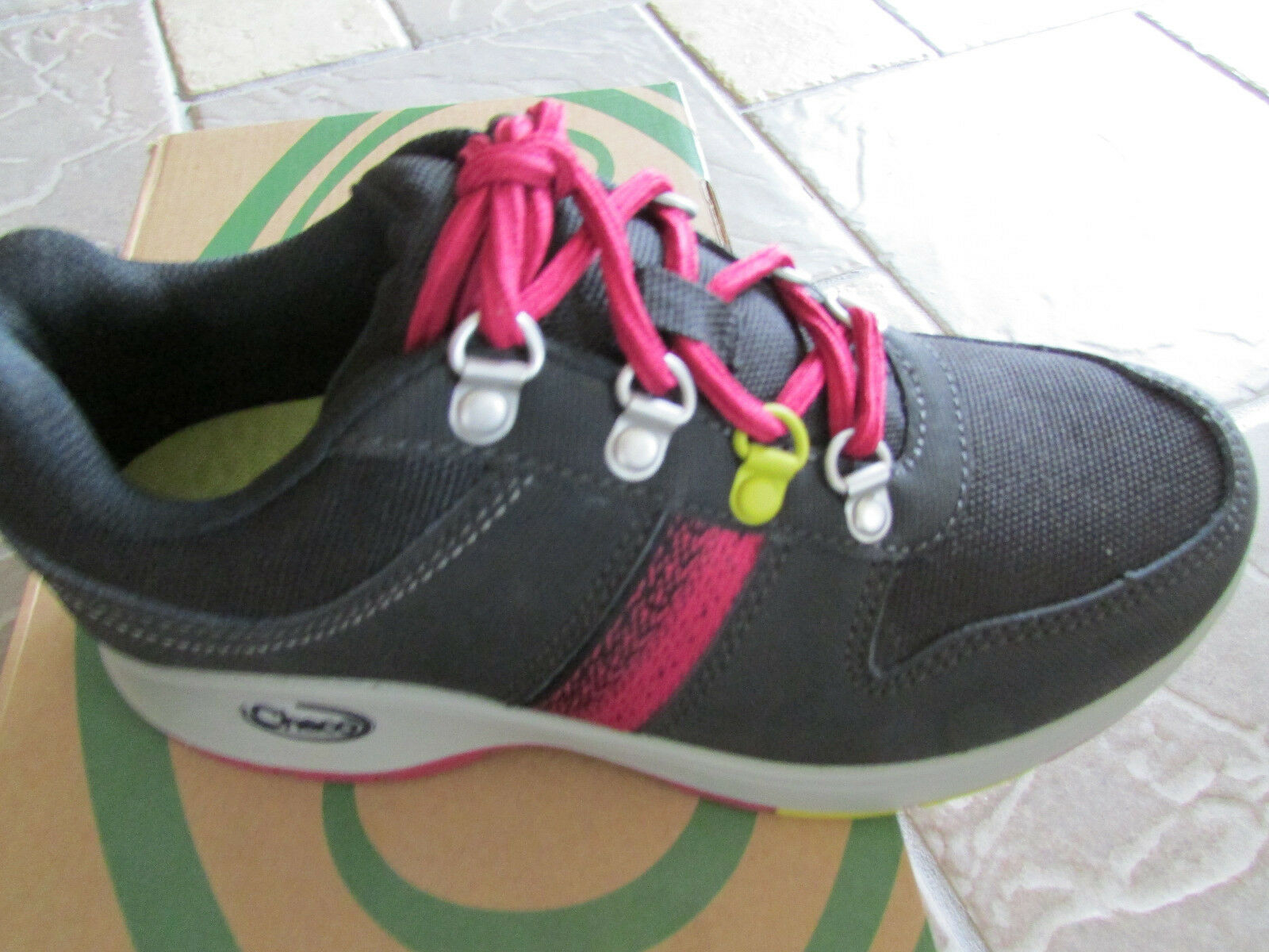 NEWS CHACO VERONA BLACK LACE UP Schuhe Damenschuhe 5 FREE STYLE: J103200 FREE 5 SHIP 3ac259