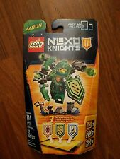 Sealed NEW IN BOX Lego NEXO KNIGHTS 70332 ULTIMATE AARON Free Shipping