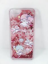 A Little New Twin Stars Kiki Lala iPhone6+ / 6s+ Clear Sand Water Phone Case
