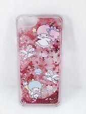 A Little New Twin Stars Kiki Lala iPhone6+ / 6s+ Clear Sand Water Phone Case