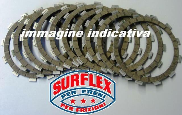 Discos de Fricción Recortado Honda CBR 1000RR ABS 2009-2009 Surflex