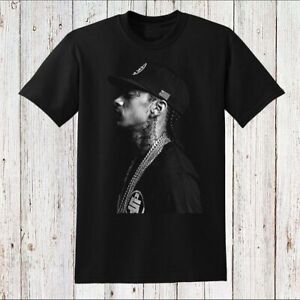 Nipsey-Hussle-R-i-P-Tee-T-shirt-Nipsey-Hussle-1985-2019-T-Shirt-Nipsey-Hussle