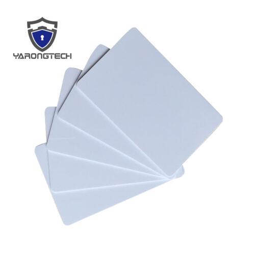 Leere PVC druckbare Karte für Foto ID oder Inkjet Printer 10 Stück