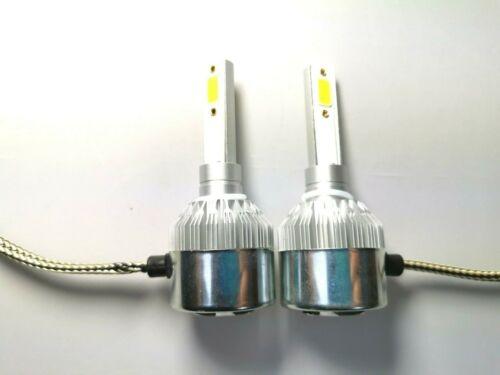 KIA CEED 2007-2013 2x H1 Conersion Kit Car LED Headlight Bulbs PURE WHITE 6500K