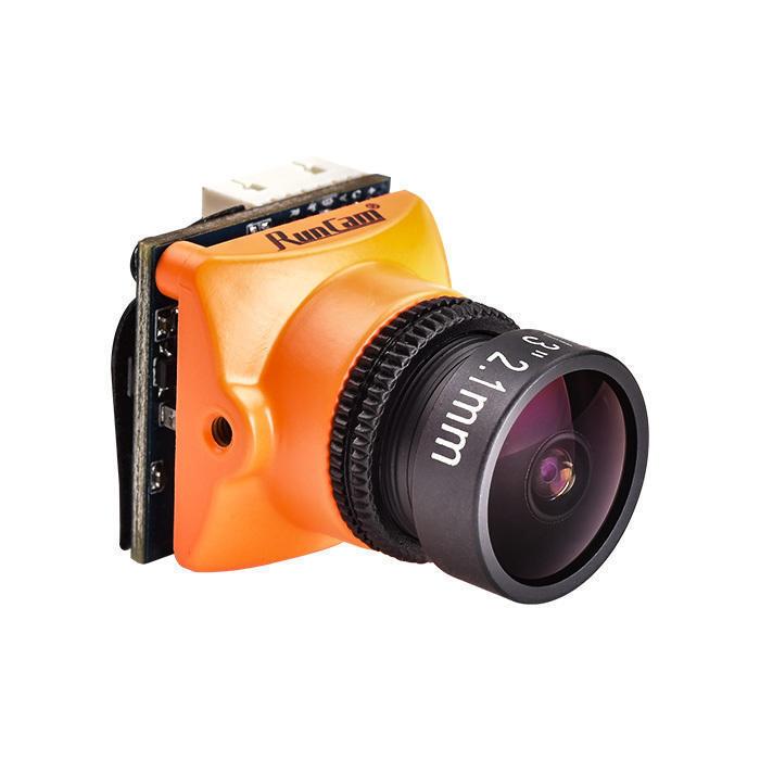 RunCam Micro Swift 3 orange 2.1mm Lens PAL System FPV Camera