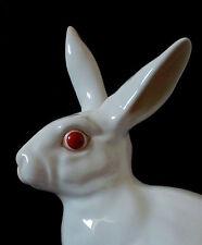 Herend Porzellan Figur Hase 30 cm animal figurine rabbit bunny porcelain lapin