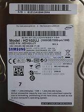 1tb Samsung hd102uj/Y | P/N: 61211a16aa1q4a | 2009.03 #7