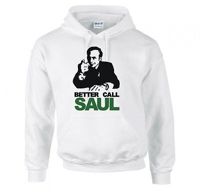 238 Better Call Saul Hoodie lawyer tv show heisenberg new funny vintage new