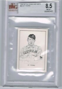 1950-Callahan-Hof-CY-YOUNG-Graded-Beckett-BVG-8-5-NM-MT-Near-Mint-PLUS