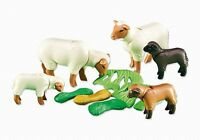 Playmobil 6416 Add On: Sheep With Lambs - New, Sealed