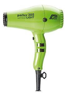 Parlux-385-Ionic-amp-Ceramic-Green-Dryer-Hair-2150W-Tech-K-Lamination