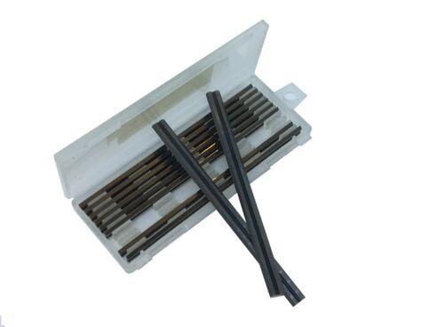 2330,2321,2323,2223 Boîte de 10 82mm Qualité Fers Rabot pour S/'Adapter Holzher