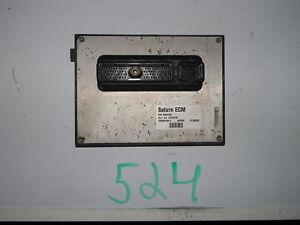 2003-SATURN-ION-COMPUTER-BRAIN-ENGINE-CONTROL-ECU-ECM-MODULE-EBX-03