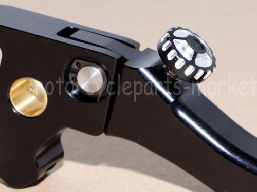Edge Cut Regulator Clutch /& Brake Lever for 2014-2016 Harley Touring Road Glide