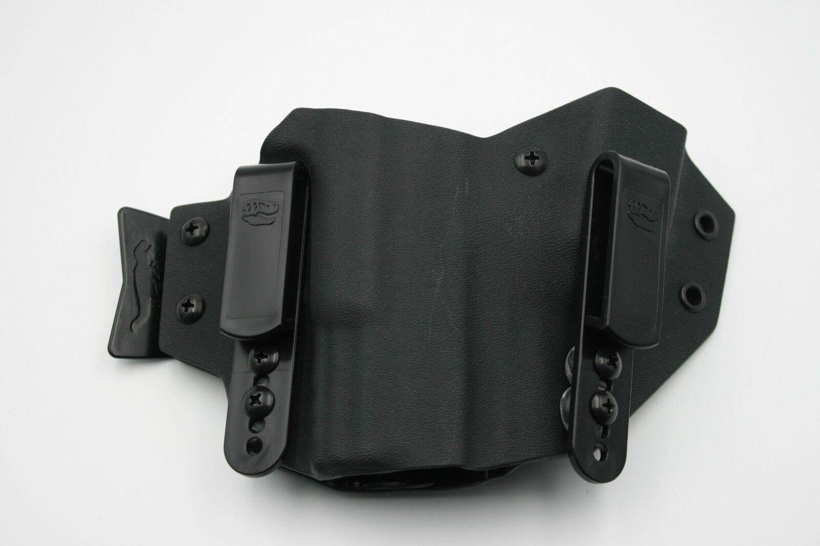 T. Rex Arms XDM 3.8  Sidecar apéndice Rig KYDEX Funda  nuevo