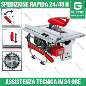 Banco-sega-circolare-banchetto-800-W-EINHELL-TC-TS-820-4340410-taglia-legna-B