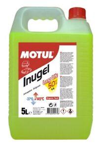 Liquido-anticongelante-INUGEL-LONG-LIFE-50-G12-Amarillo-5L