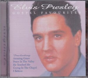 ELVIS-PRESLEY-GOSPEL-FAVOURITES-CD-NEW