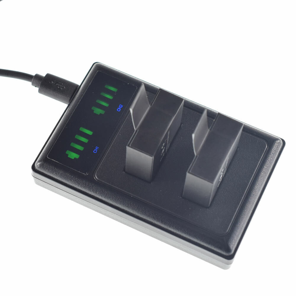 PG1050 Battery OR Charger For SJCAM SJ4000 SJ5000X EKEN H9 H9R H8R M10 4K WIFI
