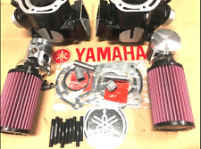 Yamaha Banshee 350 Stock Cylinders Pistons+Filters Top End Engine Rebuild Kit