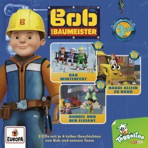 Bob der Baumeister 3er. Box.3, 3 Audio-CD 3 Audio-CD(s) Bob der Baumeister Europ - Greven, Deutschland - Bob der Baumeister 3er. Box.3, 3 Audio-CD 3 Audio-CD(s) Bob der Baumeister Europ - Greven, Deutschland