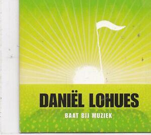Daniel-Lohues-Baat-Bij-Muziek-cd-maxi-single-4-tracks-cardsleeve