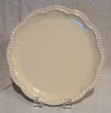 Mariposa Belle Provence Yellow Salad Plate