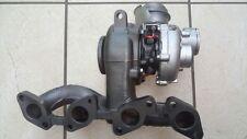 AUDI A3 Passat Turbocompresor BKD ASZ BKP 724930 Híbrido Turbo GT1749v 170-200 Hp