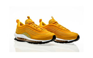 on feet shots of aliexpress beauty Details about Nike Air Max 97 Mustard/Buff Gold 921733-701 New in Box Size  US8 UK5,5 EU39