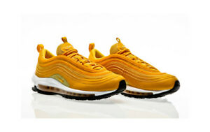 reputable site a3e84 62a0d Image is loading Nike-Air-Max-97-Mustard-Buff-Gold-921733-