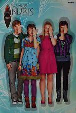 DAS HAUS ANUBIS - A3 Poster (42 x 28 cm) - Clippings Fan Sammlung NEU