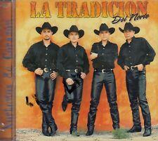 La Tradicion del Norte Nortenos De Corazon CD New sealed